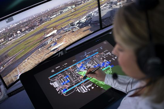 Heathrow Turns to AI to Cut Gap Between Flights by 20 Seconds