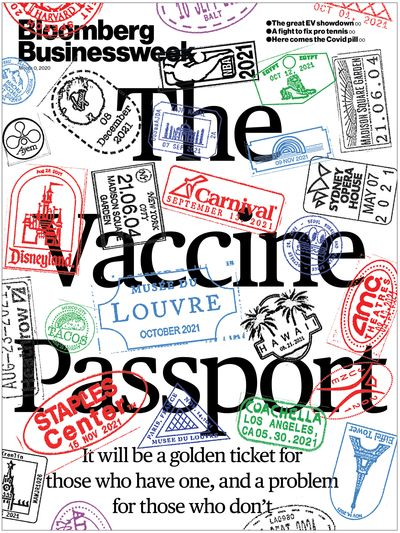 relates to A Vaccine Passport Is the New Golden Ticket as the World Reopens