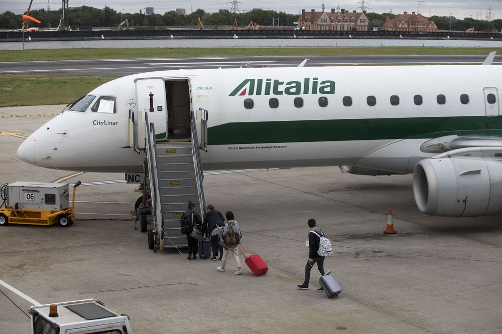 Alitalia Rescue Plan Could See Delta Boost Initial Stake