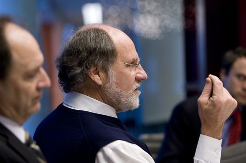 MF Global Holdings Ltd Chairman and CEO Jon Corzine