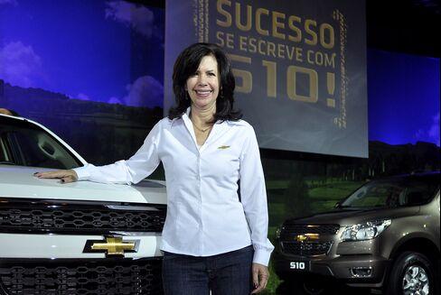 Head of GM Purchasing Grace Lieblein