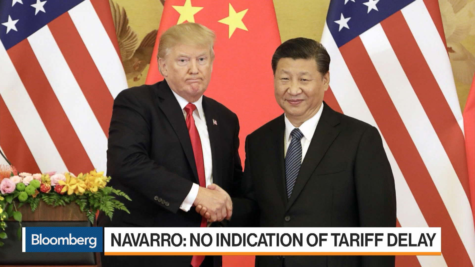 China Sees U.S. Delaying Dec. 15 Tariff Hike