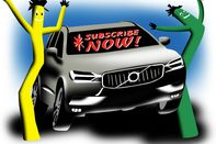 relates to Volvo's New Pitch: 'Don't Buy This Car'
