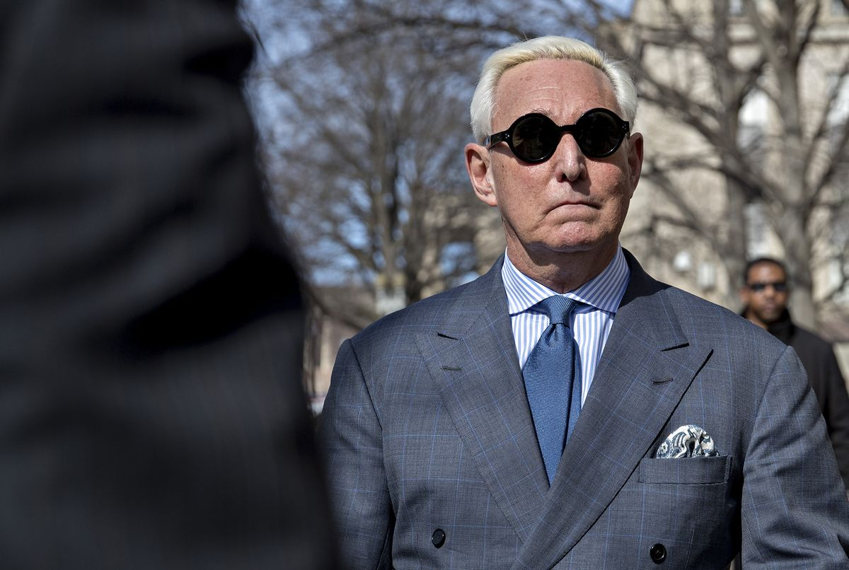 Roger Stone Jury Cites Privacy to Resist Journalist's Inquiry