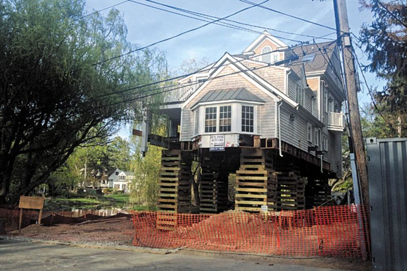 FEMAs New Flood Maps Pressure Homeowners to Raise Their Houses