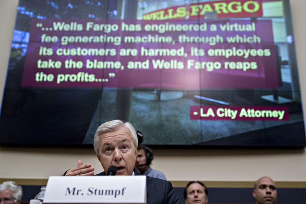 Wells Fargo Misses A Chance To Show Off