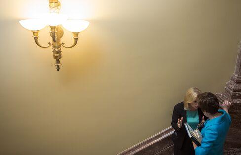 U.S. Senators Kirsten Gillibrand and Susan Collins
