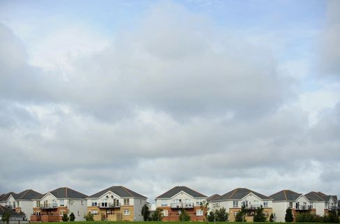Europe Drags Residential-Property Price Gains Two-Year Low