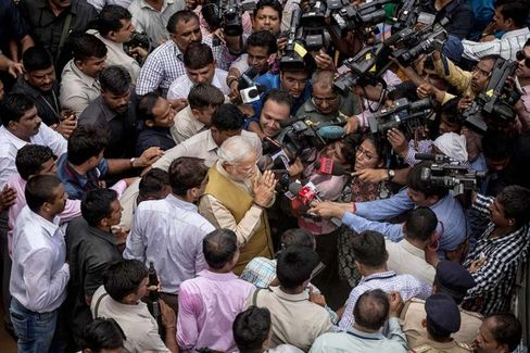 Modi Brings India's Opposition Into Power at Last. Now What?