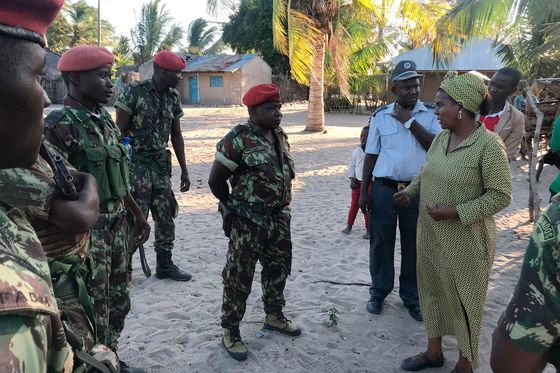 Mozambique President Wants Attackers in Gas Region 'Neutralized'