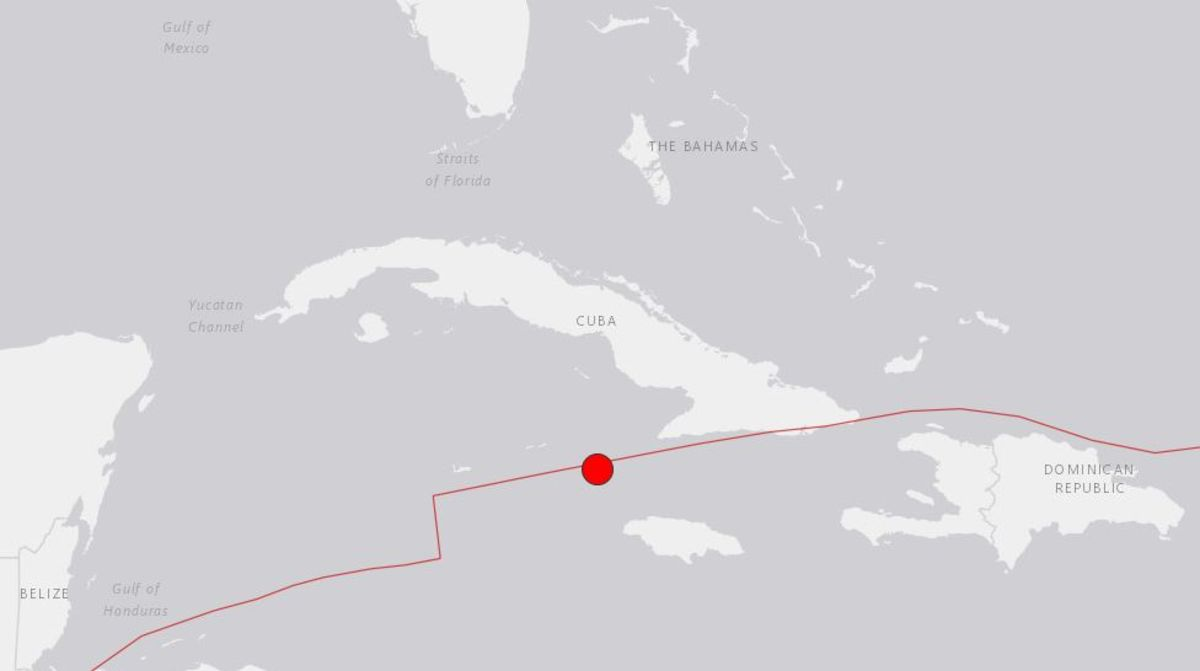 Magnitude 7.7 Quake Hits Near Cuba; Miami Offices Evacuated