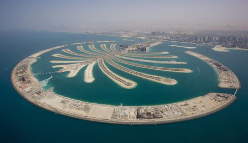 Nakheel Plans First New Palm Island Project Since Crash