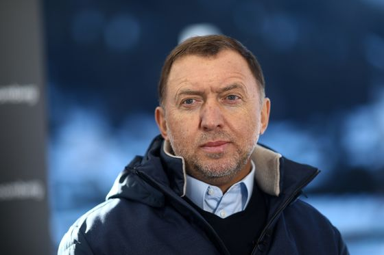 U.S. Senator Asks Treasury for Sanctions Briefing on Deripaska