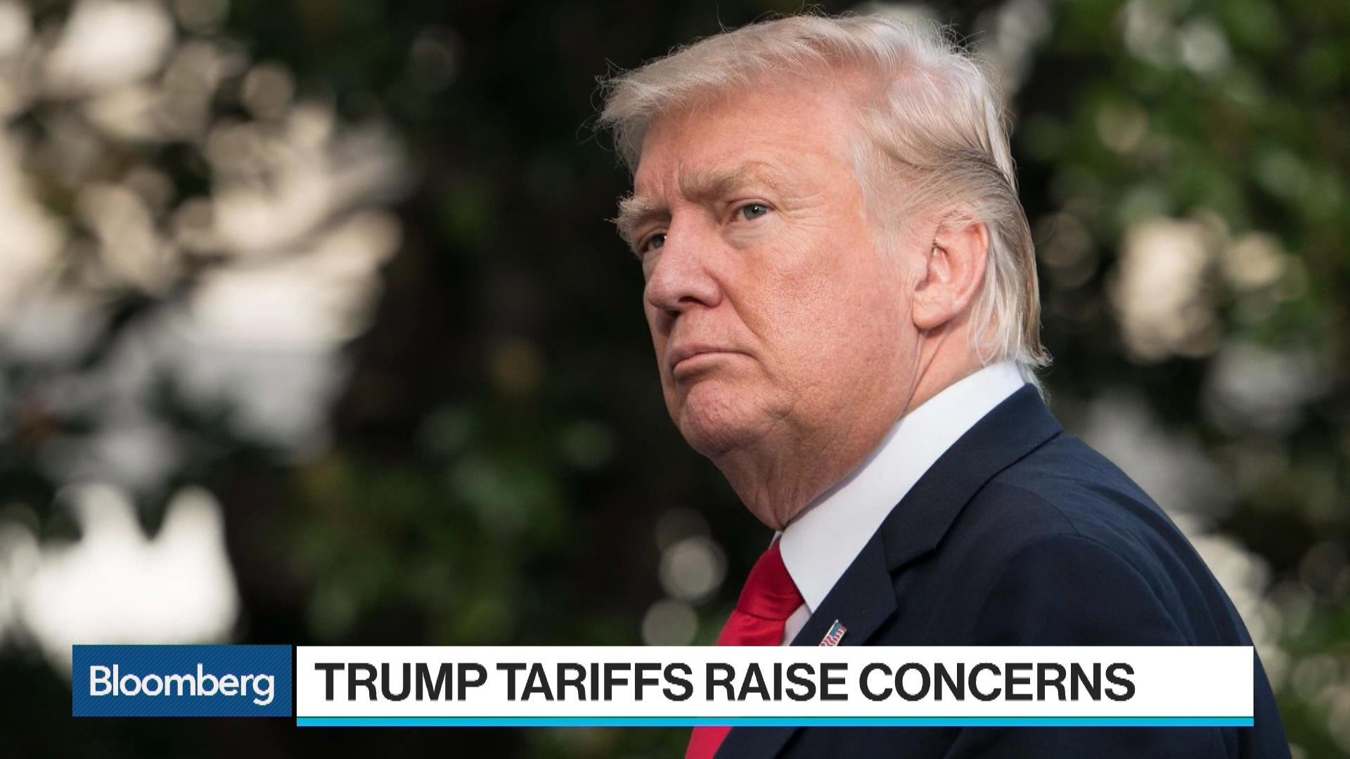 Trump Slaps Tariffs On Solar Panels And Washing Machines