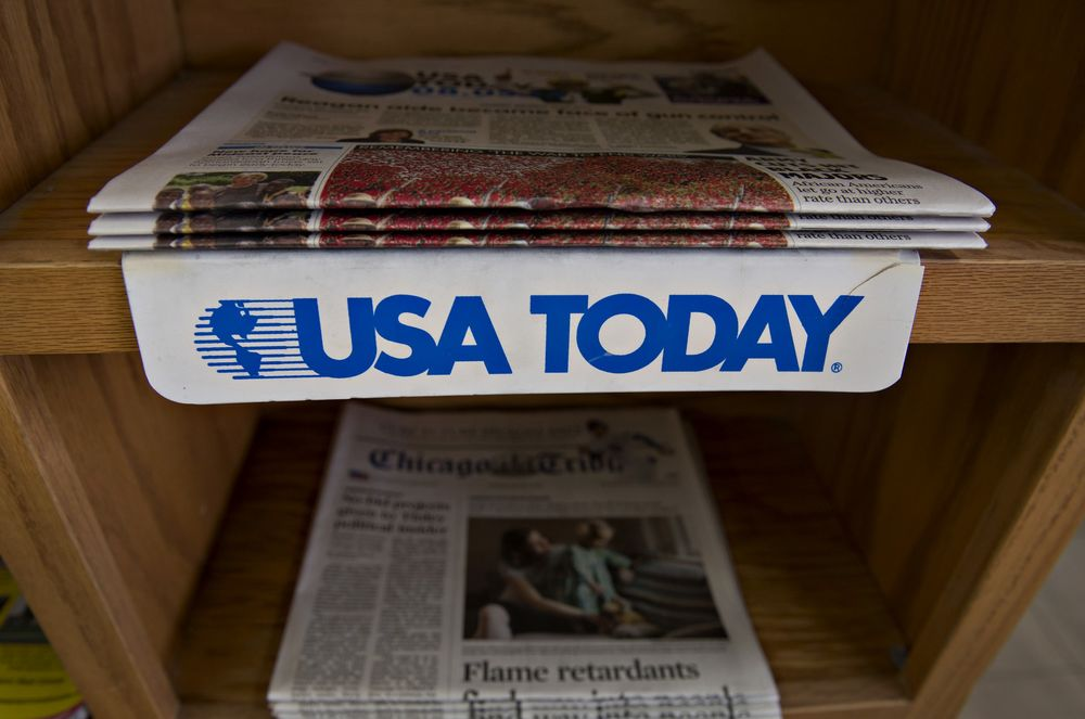 USA Today Publisher's Win Over Hedge Fund Is Dog Bites Man