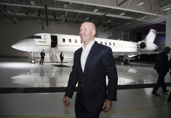 Bombardier Jumps as 'Vastly Improved' Cash Flow Buoys Revamp
