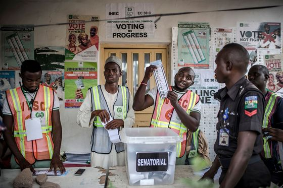 Here's What to Watch for as Nigeria's Election Results Come in