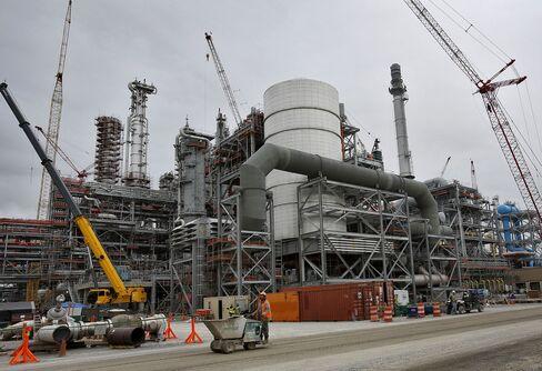 Carbon Capture Power Plant