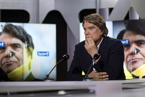 Has French Tycoon Bernard Tapie's Luck Run Out?