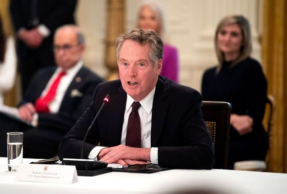 U.S. Plans a 'Broader Reset' of Its WTO Tariff Commitments