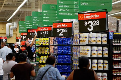 Why Wal-Mart Really Needs Food Stamps