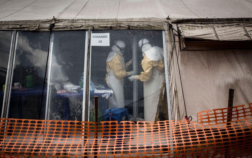 UN Steps Up Measures to Combat Ebola at South Sudan-Congo Border