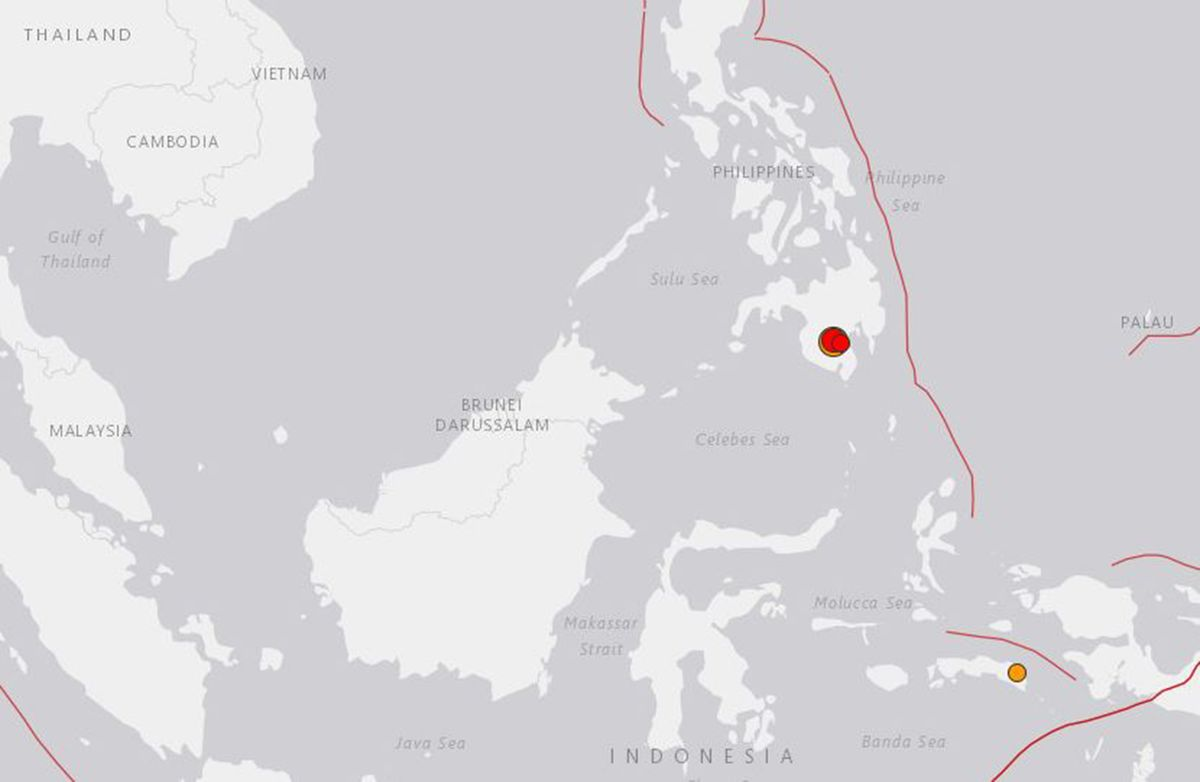 Strong Quake Leaves 1 Dead, Dozens Injured in Philippines