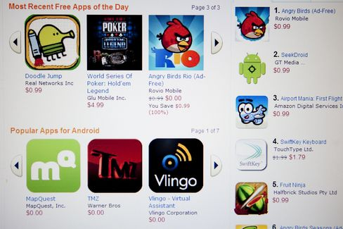 Amazon Wins Dismissal of Apple's 'App Store' False-Ad Claim