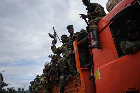 Rwanda Calls for International Support to End Congo Rebellion
