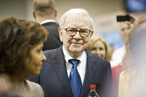 Berkshire Says Profit Doubles