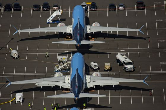 FAA Invites Other Nations to Discuss Work on Grounded 737 Max