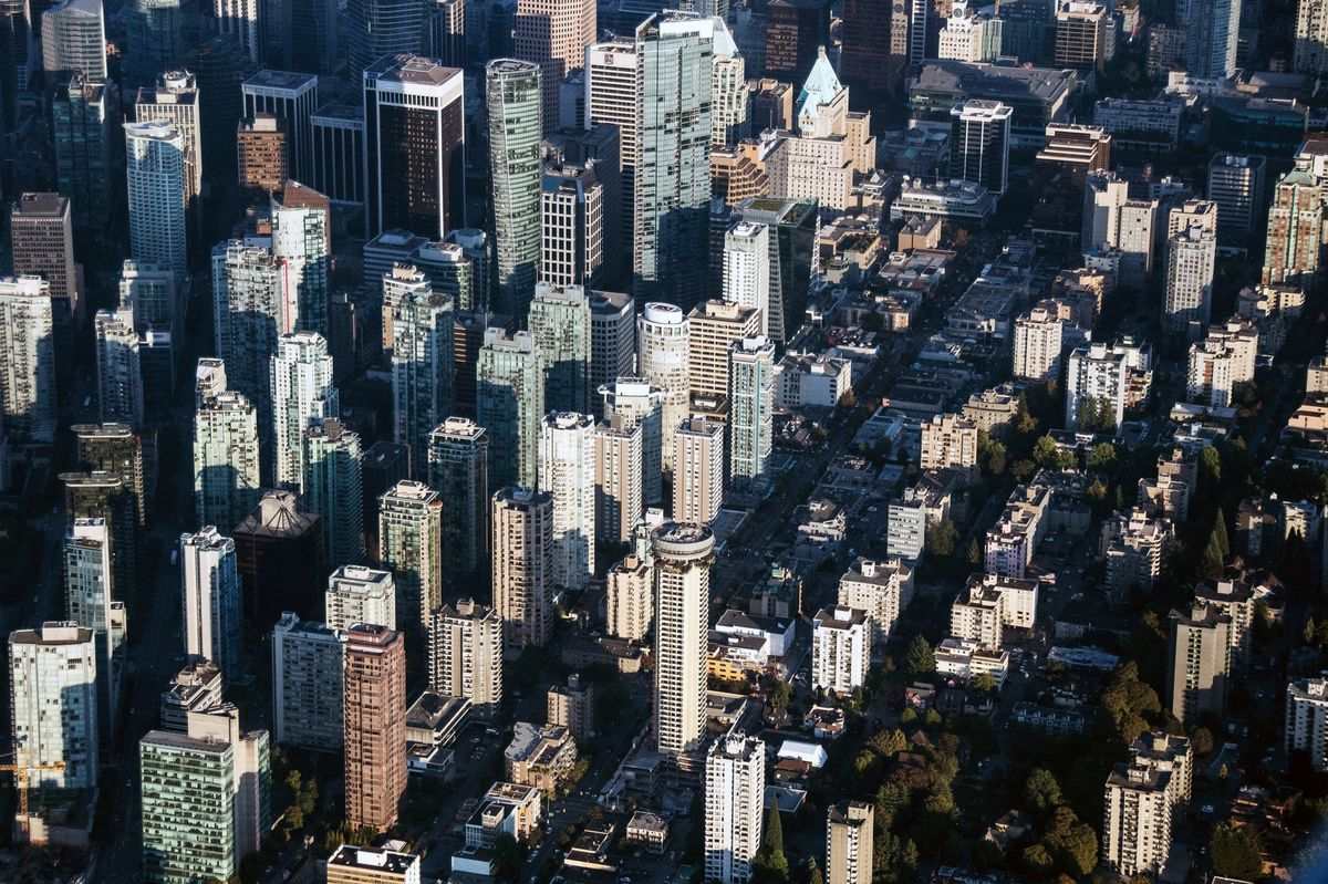 Foreign Investment in Canadian Commercial Real Estate Slides 70%
