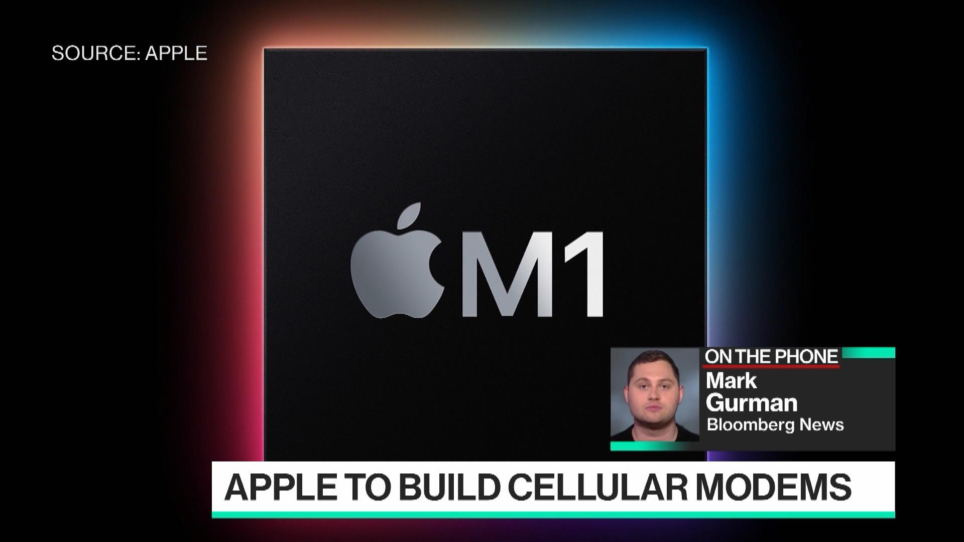 Apple Starts Building Own Cellular Modem