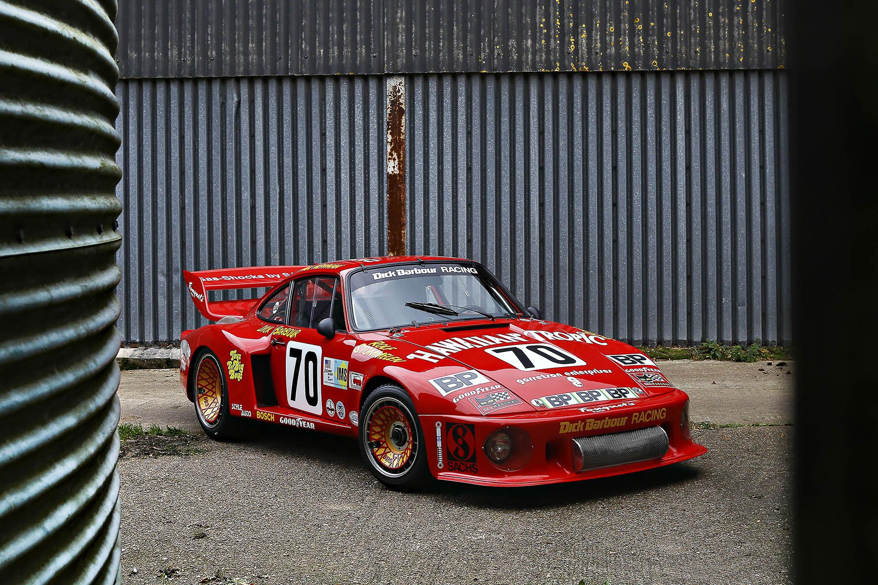 1979 Porsche 935 Paul Newman