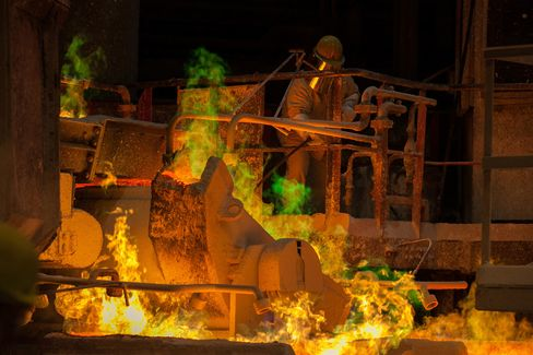 Operations At Copper Smelting And Refinery Aurubis AG