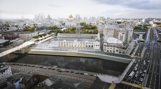Billionaire Builds a Big Museum for Russia's Tiny Art Market