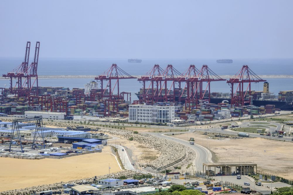 China Faces New Competition as Japan, India Eye Sri Lanka Port