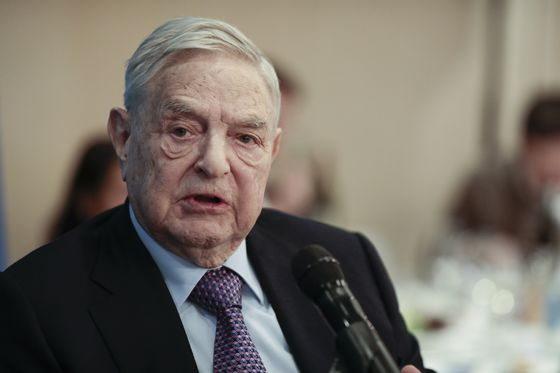 Soros's School Is Set for Exodus From Budapest After Crackdown