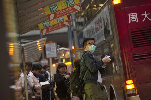 Hong Kong Smog Worst in 2 Years as Storm Traps Air Pollutants