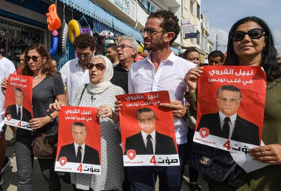Tunisia Urges More to Vote in Landmark Presidential Election