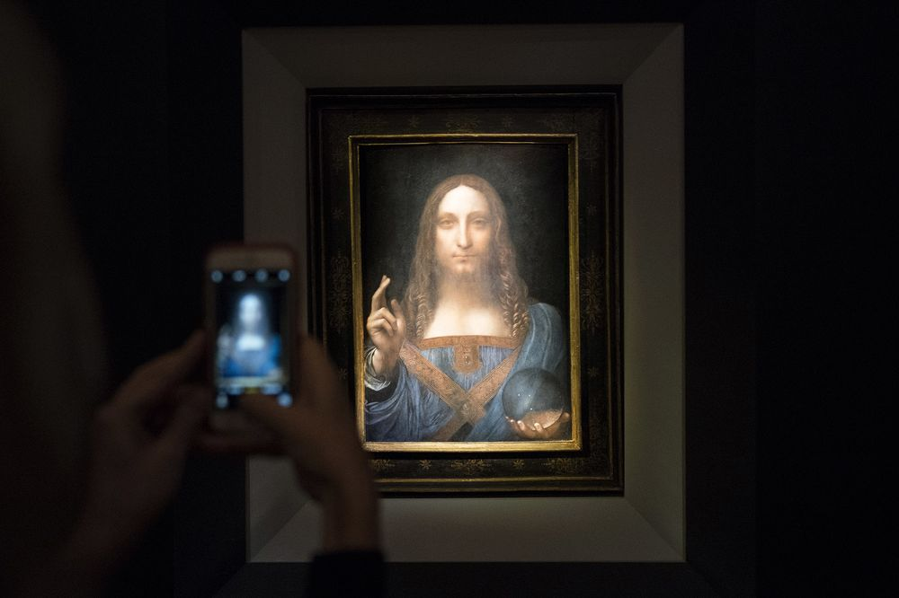 Da Vinci's $450 Million Masterpiece Is Kept on Saudi Prince's Yacht: Artnet
