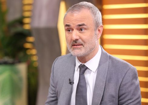Gawker founder Nick Denton.