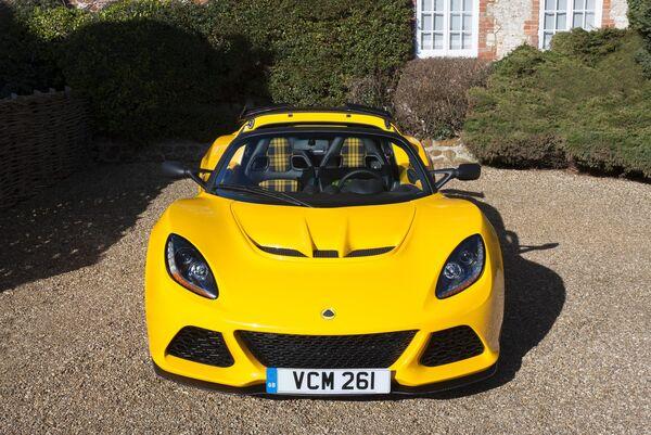 Lotus Exige Sport 350 Roadster And Evora Sport 410 Photos Specs