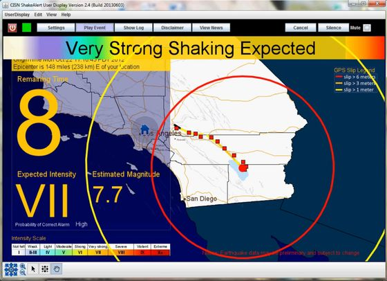 The $38 Million Earthquake Alert System Can Buy the West Coast Precious Seconds
