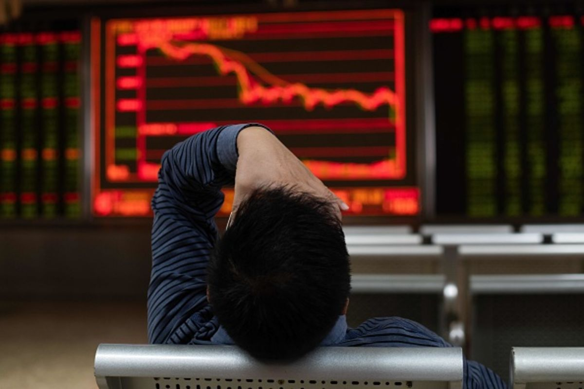 Forget Why, It's How Stocks Are Falling That's Troubling