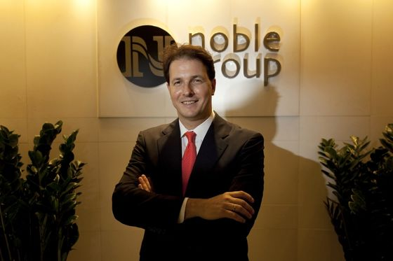 Another Noble Group Ex-CEO Gets $20 Million After Legal Battle