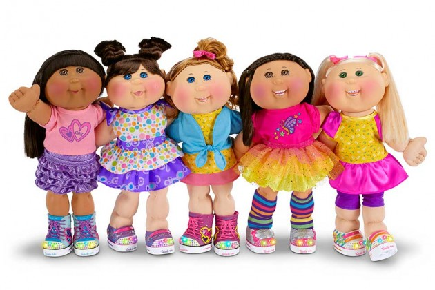 Cabbage Patch Kids Get Makeover Twinkle Toes Tie In