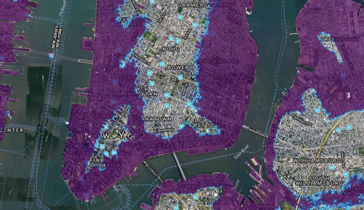 The Rainfall Map That Can Tell You If Your Home Is Doomed