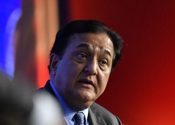 Banker's Wealth Erodes by $1 Billion as Indian Lender Slumps