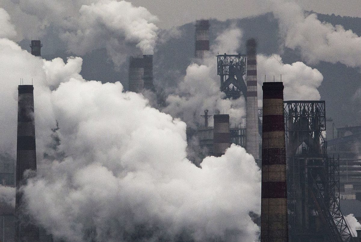 Sustainable Finance Is Growing in the World's Worst-Polluting Country